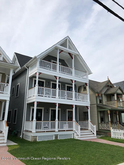 Ocean Grove Single Family Home Under Contract: 20 Surf Avenue