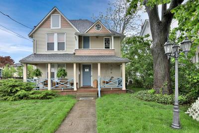 Bradley Beach Multi Family Home For Sale: 507 Newark Avenue