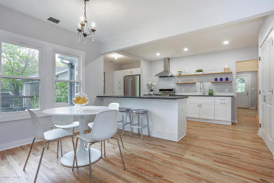 Atlantic Highlands Single Family Home For Sale: 117 Maplewood Avenue