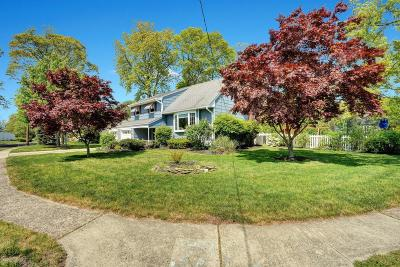 Ocean Twp Single Family Home Under Contract: 2 Roslyn Drive