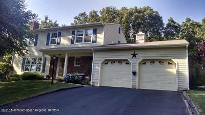 Toms River Single Family Home For Sale: 79 Buckingham Drive