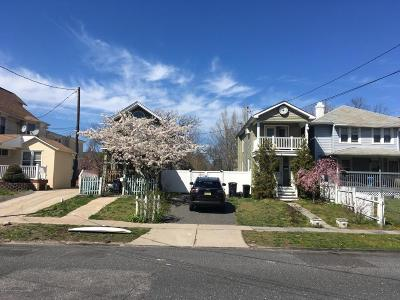 Asbury Park Multi Family Home For Sale: 611 2nd Avenue