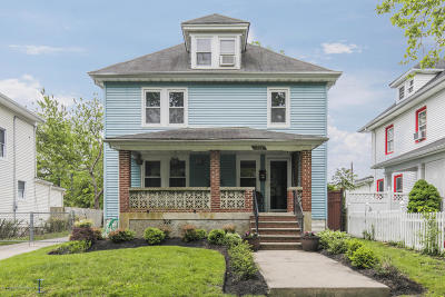 Asbury Park Multi Family Home Under Contract: 1202 4th Avenue