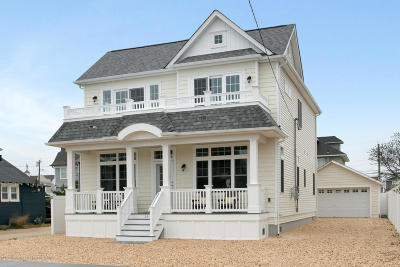 Lavallette Single Family Home For Sale: 16 President Avenue