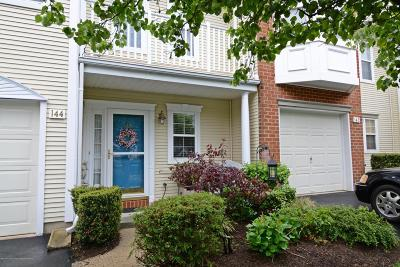 Ocean Twp Condo/Townhouse Under Contract: 144 Tanya Circle