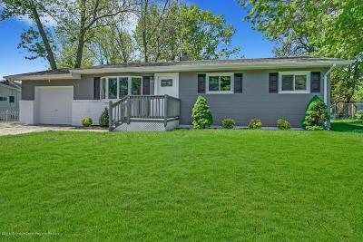 Ocean County Single Family Home For Sale: 520 Oregon Avenue