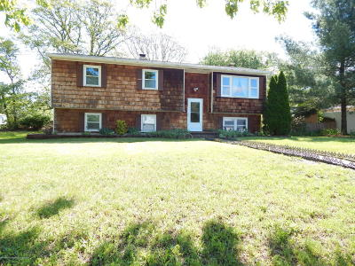 Ocean County Single Family Home For Sale: 612 Bismarck Street