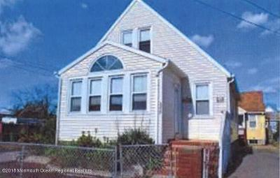 Seaside Heights Multi Family Home For Sale: 210 Blaine Avenue