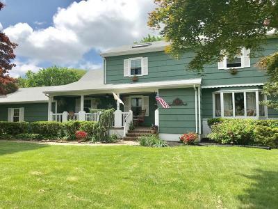 Sea Girt Single Family Home For Sale: 1520 Meetinghouse Road
