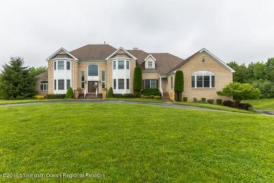 Colts Neck Single Family Home For Sale: 16 Shady Tree Lane