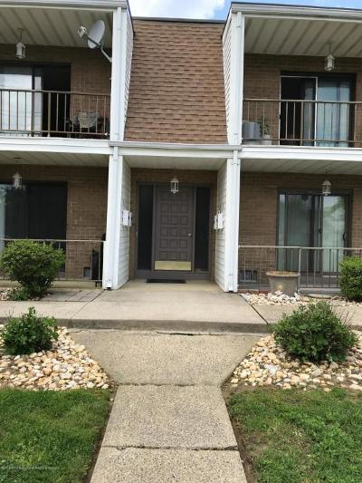 Long Branch Condo/Townhouse For Sale: 119 Avery Avenue #B4
