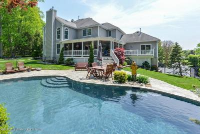 Wall Single Family Home Under Contract: 1574 Horseshoe Drive