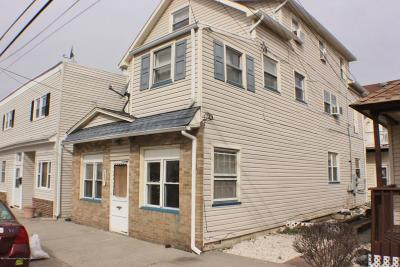 Bradley Beach Single Family Home For Sale: 214 Newark Avenue #A