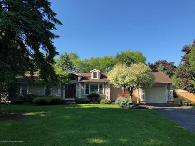 Freehold Single Family Home For Sale: 109 Wellington Road