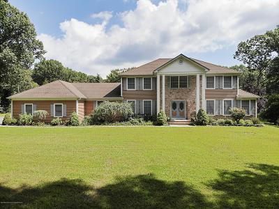 Freehold Single Family Home For Sale: 375 Buckalew Road