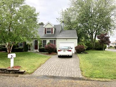 Ocean County Single Family Home For Sale: 41 Kettle Creek Drive