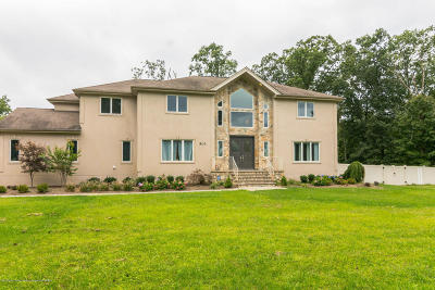 Freehold Single Family Home For Sale: 501 Ely Harmony Road
