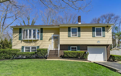 Ocean County Single Family Home For Sale: 35 Tanglewood Road