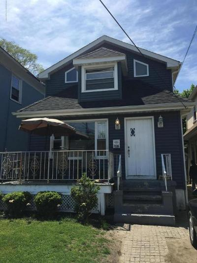 Asbury Park Single Family Home Under Contract: 1536 Asbury Avenue