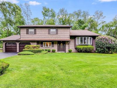 Monmouth County Single Family Home For Sale: 7 Duncan Drive