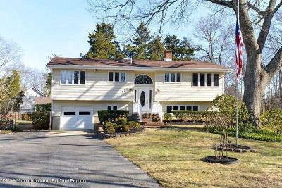 Howell Single Family Home For Sale: 334 Alexander Avenue