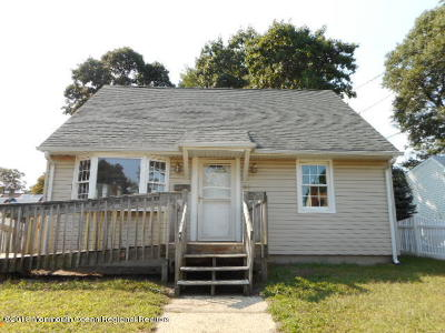 Monmouth County Single Family Home For Sale: 91 Compton Avenue