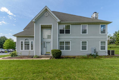 Toms River Condo/Townhouse For Sale: 3007 Jockey Hollow Drive