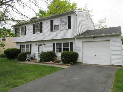 Howell Single Family Home For Sale: 43 Conifer Street