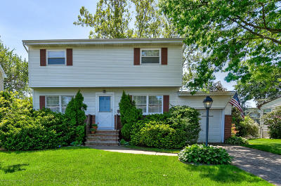 Hazlet Single Family Home For Sale: 7 Annapolis Drive