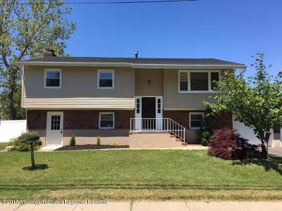 Toms River Single Family Home For Sale: 248 Aldo Drive
