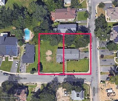 Ocean County Single Family Home For Sale: 490 Manetta Avenue
