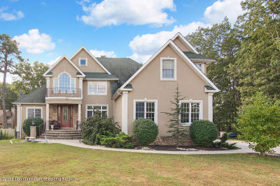 Ocean County Single Family Home For Sale: 107 Serpentine Drive