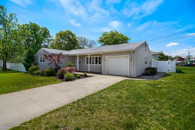 Ocean County Single Family Home For Sale: 466 Vassar Place