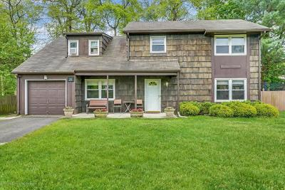 Ocean County Single Family Home For Sale: 25 Teaberry Court