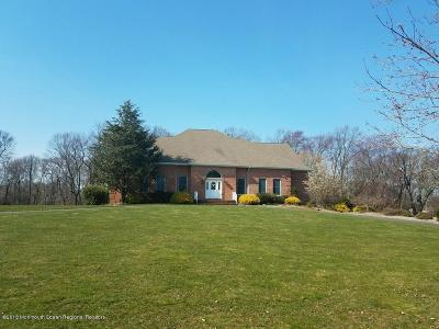 Millstone Single Family Home Under Contract: 8 Michael Court