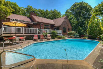 Wall Single Family Home For Sale: 5216 Megill Road
