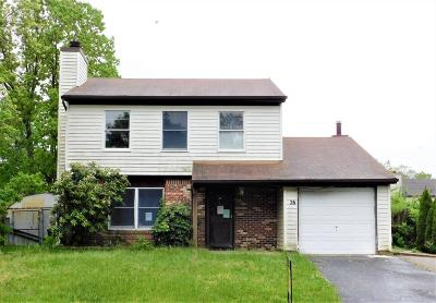 Barnegat NJ Single Family Home Under Contract: $110,000