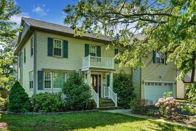 Little Silver Single Family Home Under Contract: 587 Branch Avenue
