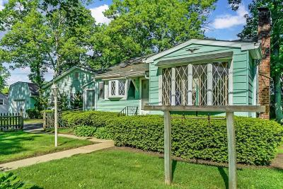 Sea Girt Single Family Home Under Contract: 2137 Locust Road