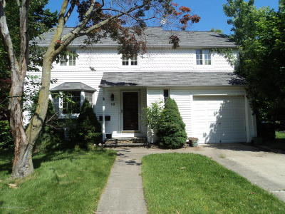 Matawan NJ Single Family Home Under Contract: $328,750