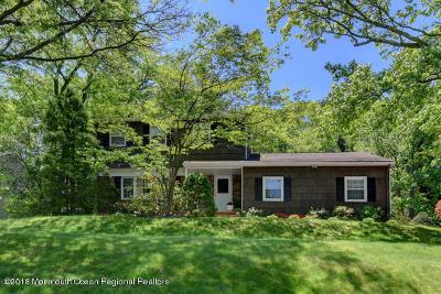 Ocean Twp Single Family Home For Sale: 13 Hillside Terrace