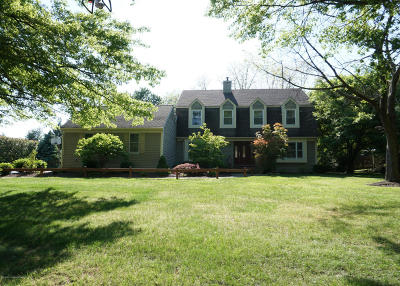 Middletown Single Family Home Under Contract: 3 Brandywine Way