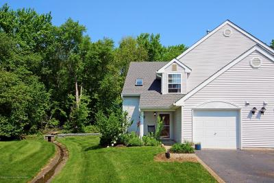 Neptune City, Neptune Township Condo/Townhouse Under Contract: 8 Commons Drive