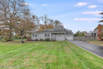 Monmouth Beach Single Family Home For Sale: 12 Hastings Place