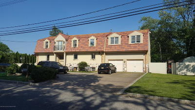 Long Branch Single Family Home For Sale: 1139 Lincoln Square