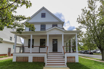 Red Bank Single Family Home For Sale: 75 Oakland Street