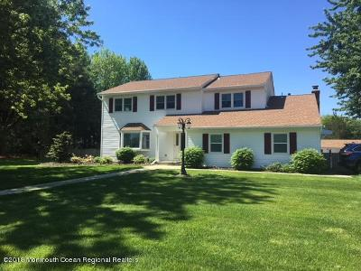 Wall Single Family Home Under Contract: 3415 Quaker Street