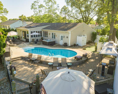 Point Pleasant Single Family Home Under Contract: 824 Patterson Road