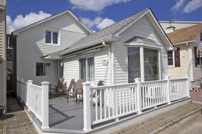 Lavallette Single Family Home Under Contract: 35 E Rutherford Lane