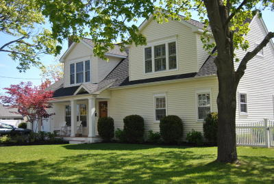 Sea Girt Single Family Home Under Contract: 2146 Briarwood Avenue